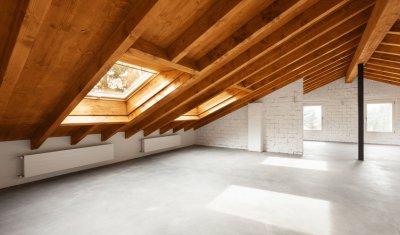 Devis gratuit pour la rénovation intérieure d'une maison à étage à Lyon avec l'aménagement des combles