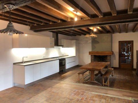 Rénovation et agencement d'une superbe maison à Chablis
