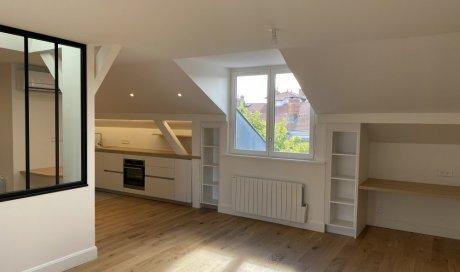 Rénovation complète d'un appartement avec agencement sur-mesure à Lyon 69006