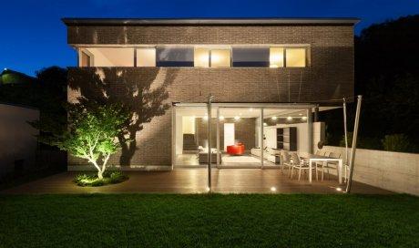 Constructeur de maison moderne individuelle Lyon